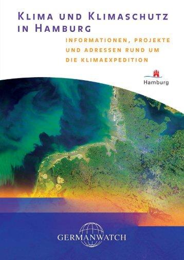 Klima und Klimaschutz in Hamburg - Germanwatch