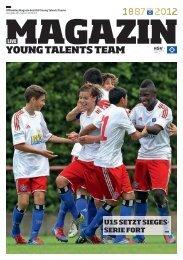Magazin 2012/13 Nr. 6 - HSV