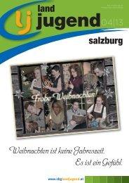 land salzburg - madergrafisch