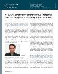 DAB Dezember 2013 - Architektenkammer Thüringen