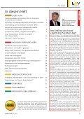 """""""SPORT in BW"""" Nr. 02/13 - Badischer Sportbund Nord eV - Page 3"""