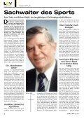 """""""SPORT in BW"""" Nr. 02/13 - Badischer Sportbund Nord eV - Page 6"""