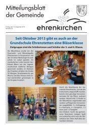 KW 50 ehrenkirchen 2013.pdf - Gemeinde Ehrenkirchen