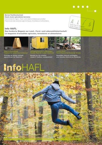 PDF herunterladen - HAFL - Berner Fachhochschule