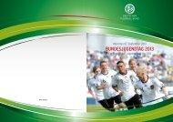 Broschüre Bundesjugendtag 2013 - Fussball-Landesverband ...