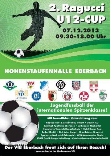 Broschüre 2. Ragucci Cup.indd - FuPa