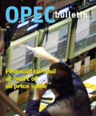 Mar 2008 - OPEC