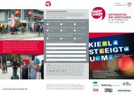 lohnt - Landeshauptstadt Kiel
