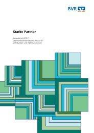 Jahresbericht 2012 - Bundesverband der Deutschen Volksbanken ...