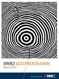 Programmdownload April 2013 - Südwestrundfunk