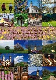 Programm Kurseelsorge 2009/1 - Evangelisch-Lutherische ...