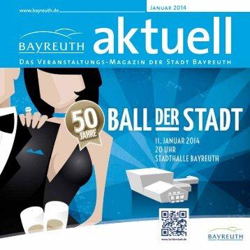 Januar 2014 - Stadt Bayreuth
