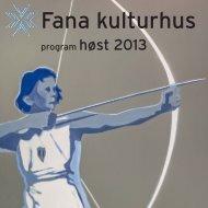 Fana kulturhus - Bergen kommune