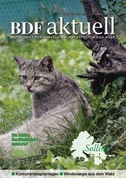 Ausgabe 09/2013 - Bund Deutscher Forstleute (BDF)