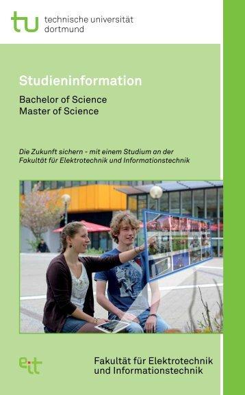 info - Fakultät für Elektrotechnik und Informationstechnik - TU ...