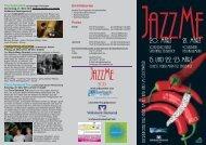 JazzMe Flyer 2013.indd - Stadt Eberbach