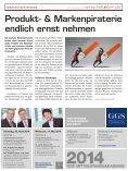 Marken in der Region | wirtschaftinform.de 02.2014 - Seite 7