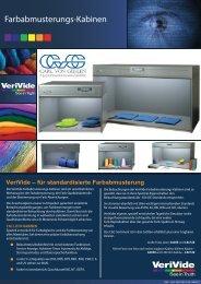 Verivide - Carl von Gehlen Gmbh & Co. KG