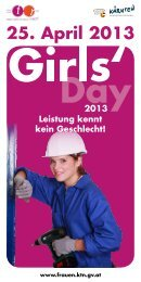 Girls' Day 2013