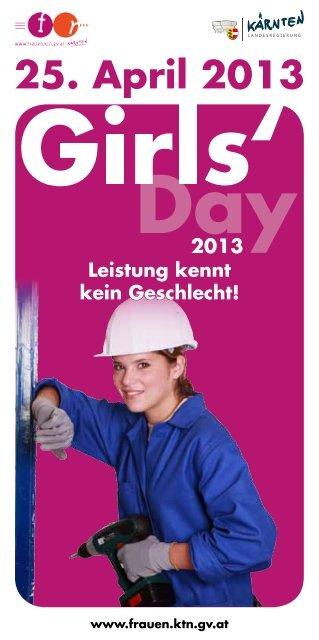 Girls' Day 2013