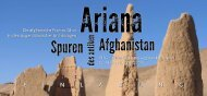 Spuren Afghanistan - INFOBALT