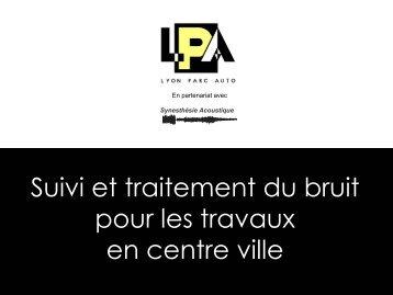 Lyon - Centre d'information et de documentation sur le bruit