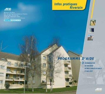 Infos pratiques Riverain - Centre d'information et de documentation ...