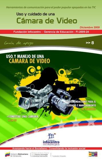Cámara de Video - Fundación Infocentro