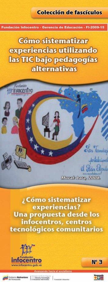 FI-2009-15 fasciculo_3-reducido.pdf - Fundación Infocentro