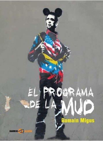 Programa de la MUD - Alba Ciudad 96.3 FM