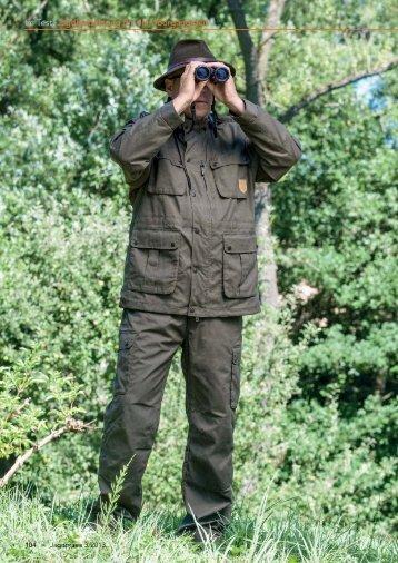 Im Test: Jagdbekleidung für die Übergangszeit - Frankonia