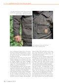 Im Test: Jagdbekleidung für die Übergangszeit - Frankonia - Seite 3