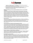 BICSI RSS Committee - InfoComm - Page 2