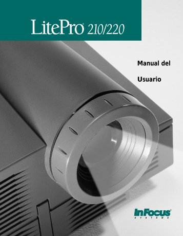 Manual del Usuario - InFocus