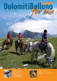eventi e folklore EVENTS AND FOLK ... - Dolomiti Turismo