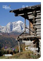 Civetta - Dolomiti Turismo