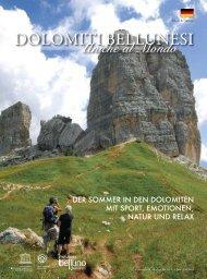 Dolomiti Weltnaturerbe der Unesco - Dolomiti Turismo
