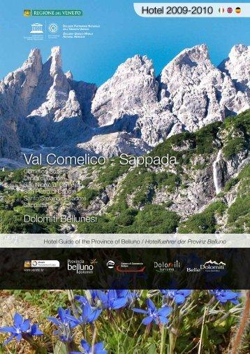 Val Comelico - Sappada - Dolomiti Turismo