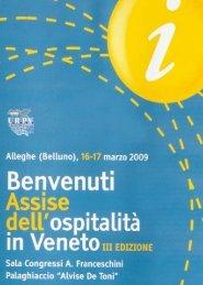 Quaderni Dolomiti Turismo 03 2009 numero speciale