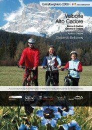 Nominativo Indirizzo N - Dolomiti Turismo