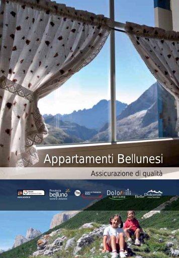 ITA Appartamenti - Dolomiti Turismo
