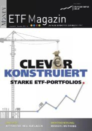 ETF-Magazin als PDF herunterladen - Börse Frankfurt