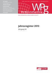 Jahresregister 2013.indd - IdW
