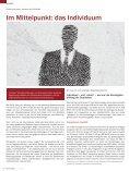 Im Mittelpunkt: das Individuum - BfV Bank für Vermögen AG - Seite 6