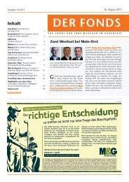 DER FONDS 15/2013.pdf - Das Investment