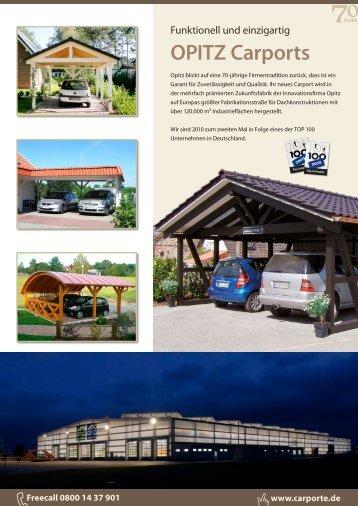 OPITZ Carports