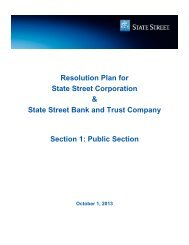 State Street - Wall Street Journal