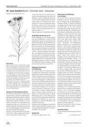 VU Inula helvetica WEBER – Schweizer Alant – Asteraceae - Info Flora