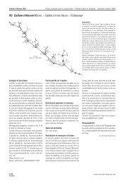 Fiches pratiques pour la conservation - Info Flora