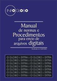 Faça o download do manual - Infoglobo